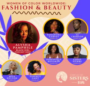 women of color worldwide