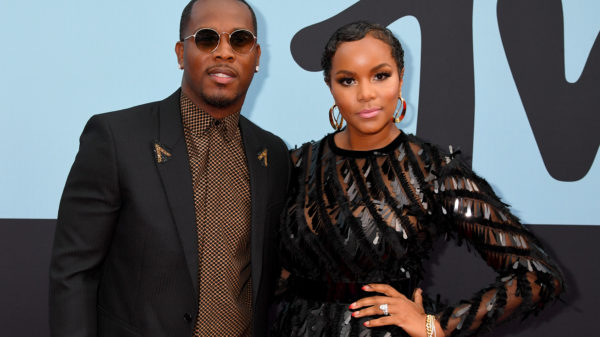Letoya Luckett and Tommicus Walker