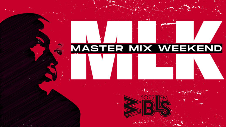 MLK Master Mix Weekend On WBLS