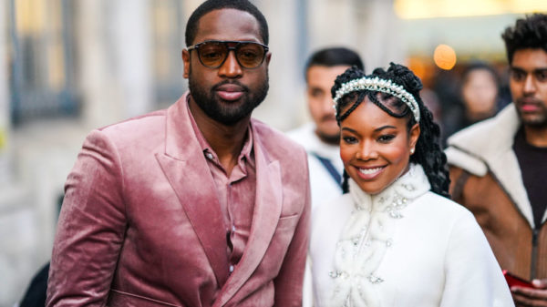 Dwyane Wade And wife