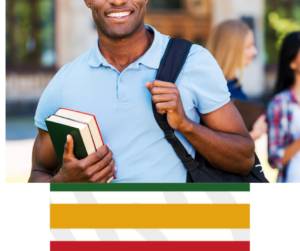 black college student