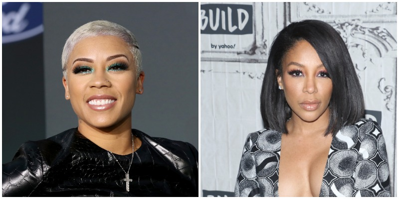 Keyshia Cole and K. Michelle