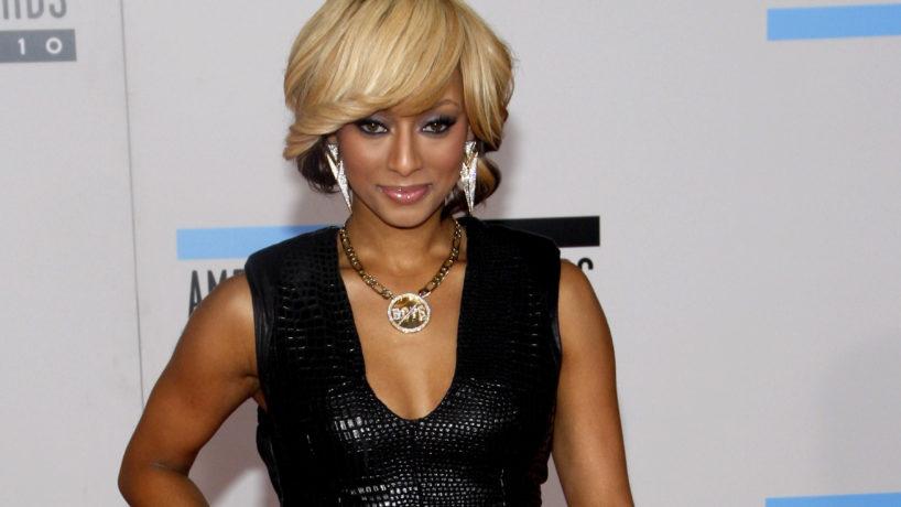 Keri,Hilson,At,The,2010,American,Music,Awards,Held,At