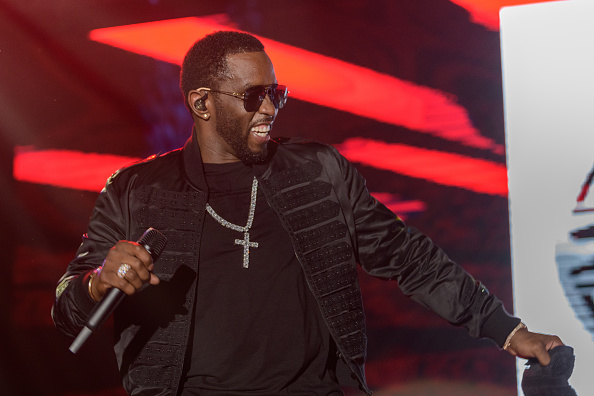 Sean John Combs also known by his stage name Diddy performs onstage during Shaq's Fun House at Mana Wynwood Convention Center on January 31, 2020 in Miami, Florida.