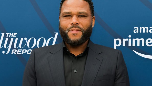 Anthony Anderson attends The Hollywood Reporter's Empowerment in Entertainment event 2019 at Milk Studios on April 30, 2019 in Hollywood, California.