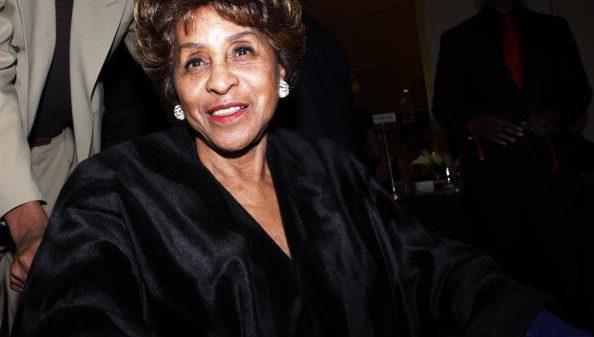 BEVERLY HILLS, CA - MARCH 07: Marla Gibbs attends 11th Annual Uniting Nations Awards viewing and dinner after party at the Beverly Hilton hotel on March 7, 2010 in Beverly Hills, California.