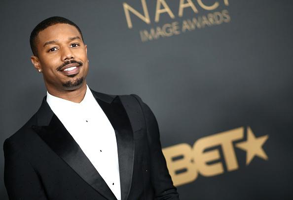 PASADENA, CALIFORNIA - FEBRUARY 22: Michael B. Jordan attends the 51st NAACP Image Awards, Presented by BET, at Pasadena Civic Auditorium on February 22, 2020 in Pasadena, California.