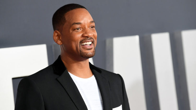 """HOLLYWOOD, CALIFORNIA - OCTOBER 06: Will Smith attends Paramount Pictures' premiere of """"Gemini Man"""" on October 06, 2019 in Hollywood, California."""