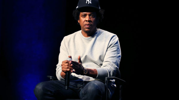 NEW YORK, NY - JANUARY 23: Shawn 'Jay-Z' Carter attends Criminal Justice Reform Organization Launch at Gerald W. Lynch Theater on January 23, 2019 in New York City.