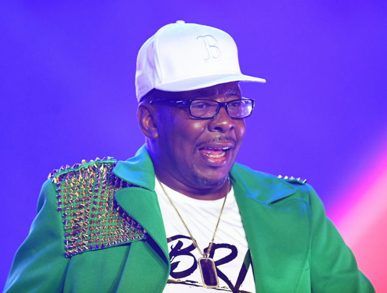 NEW ORLEANS, LA - JULY 05: Bobby Brown of RMBM performs at 2019 Essence Festival - Day 1 at Ernest N. Morial Convention Center on July 5, 2019 in New Orleans, Louisiana.