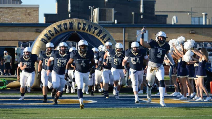 Decatur Central 2018 football