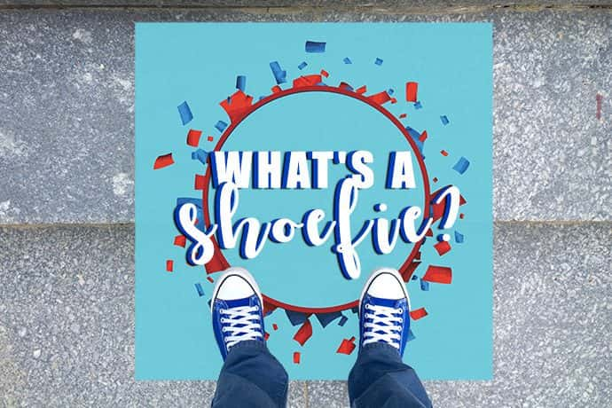 What's a Shoefie? Find out in our blog about the IPL Downtown Freedom Fest