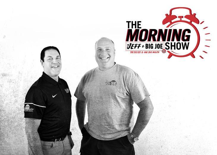 The Fan Morning Show with Jeff & Big Joe