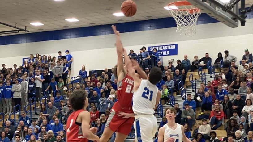 Fishers and Hamilton Southeastern are two teams featured in this week's Top 5 HS Basketball matchups of the week.