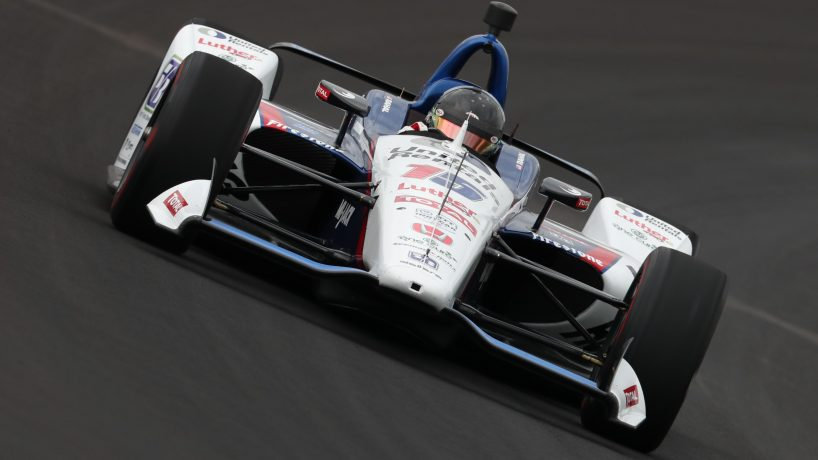 Graham Rahal has his highest expectations for the month of May