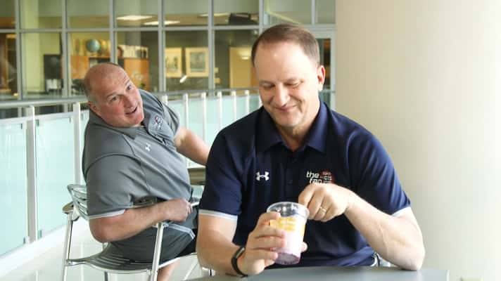 1070 The Fan hosts Dan Dakich and Big Joe Staysniak want you to get your colonoscopy done today!