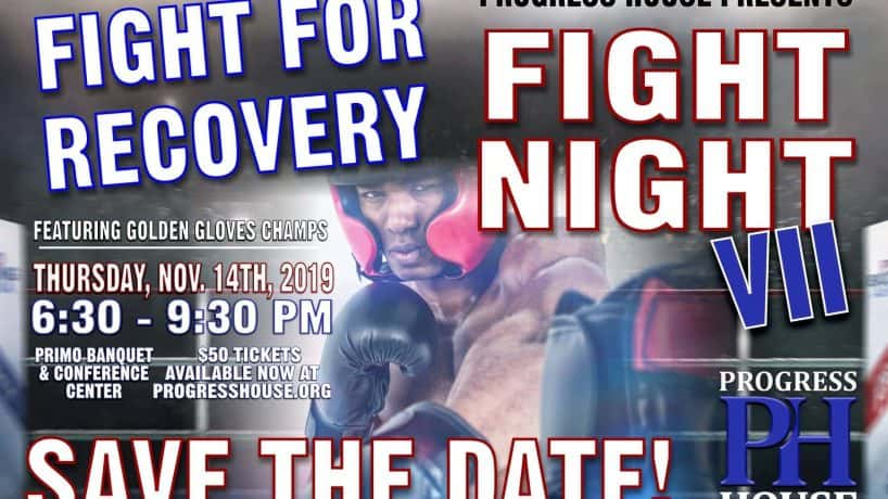Fight Night boxing event