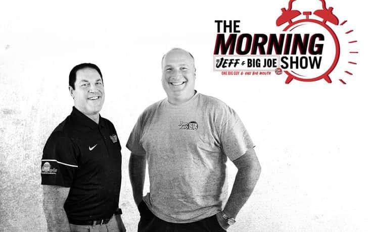 Jeff and Big Joe morning Show cover photo
