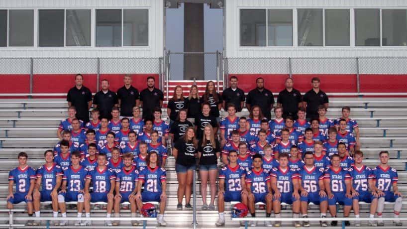 2018 Western Boone football team