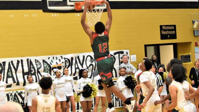 Lawrence North continued their undefeated season with a 59-55 OT win at Warren Central. Tony Perkins led all scorers with 24.