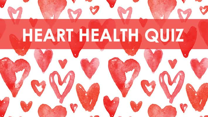Take Howald Heating and Air Heart Health Quiz on 1070 The Fan!