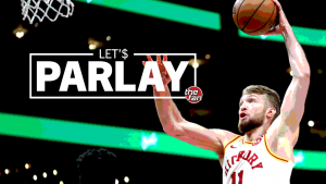 Let's Parlay, The Fan, Domantas Sabonis dunking