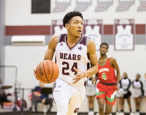 Lawrence Central senior G Nijel Pack will look to lead the Bears to a mid-week win over Fishers.