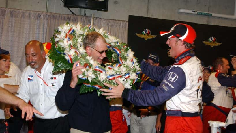 Buddy Rice has won the Indy 500, can he guide J.R. Hildebrand to victory circle?