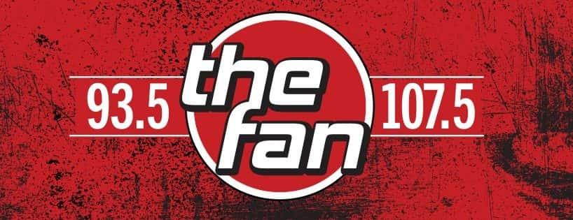 93.5 & 107.5 The Fan