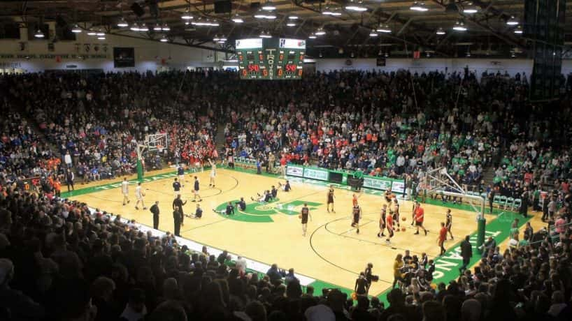 Historic New Castle Fieldhouse will host the annual Indiana Basketball Hall of Fame Classic this weekend.