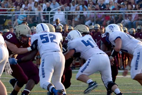 Bishop Chatard and Brebeuf meet for the second time this season to begin sectional 28 play.