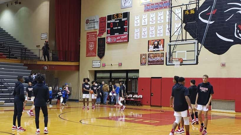 Friday was Day 1 of the annual North Central Holiday Showcase. The annual tradition dates back to 1998.
