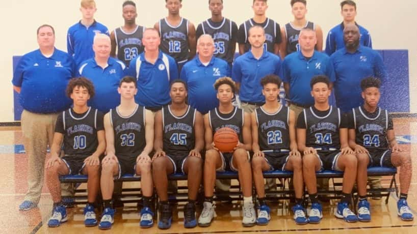 Franklin Central Boys Basketball Team Picture