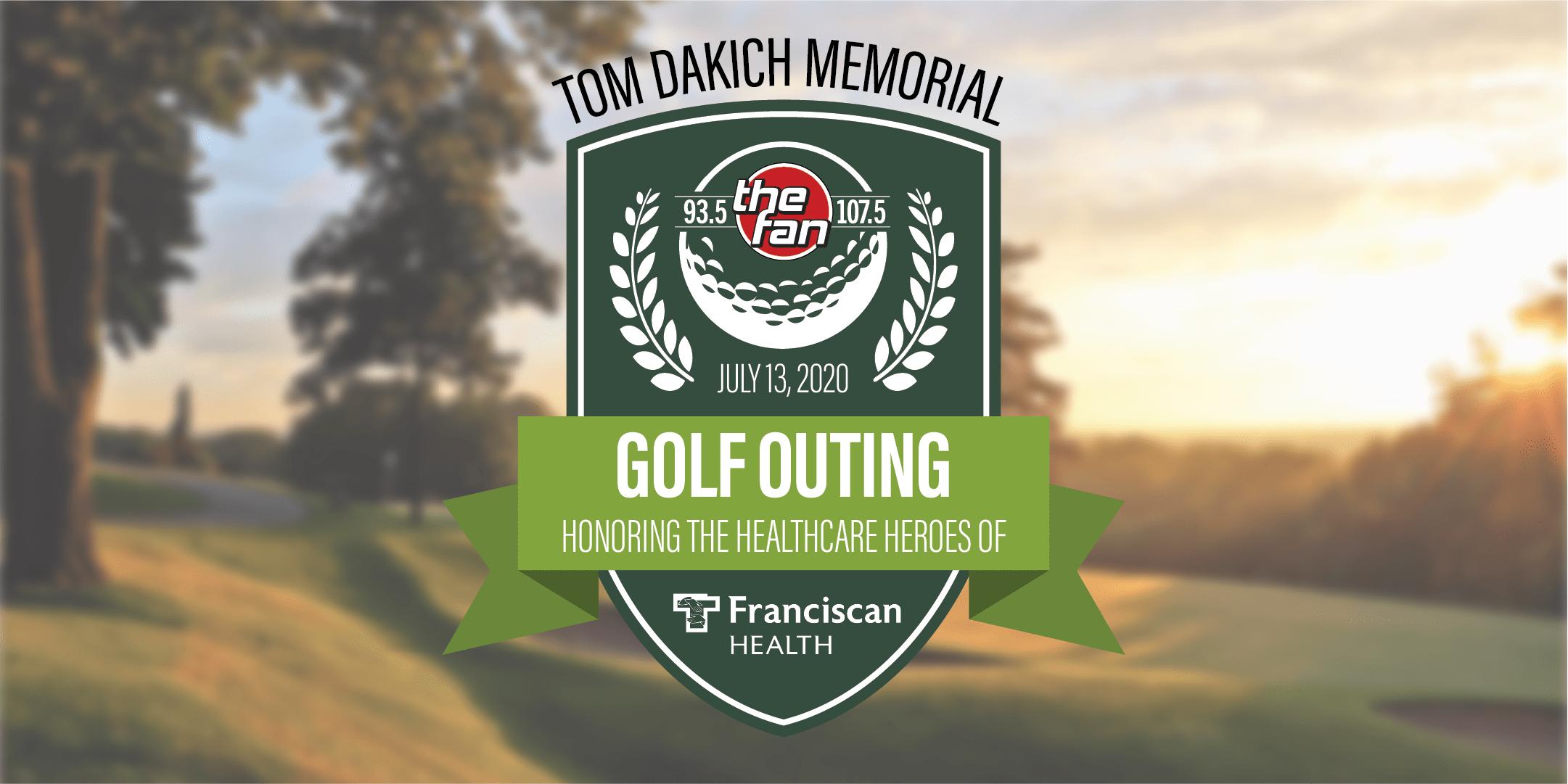 Tom Dakich Golf Outing