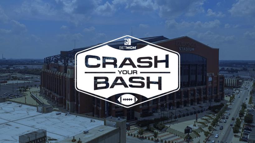BetMGM Crash your Bash