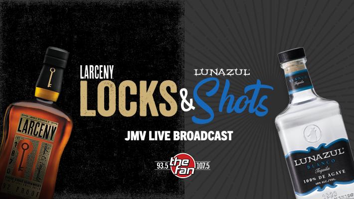 Larceny Locks and Lunazul Shots