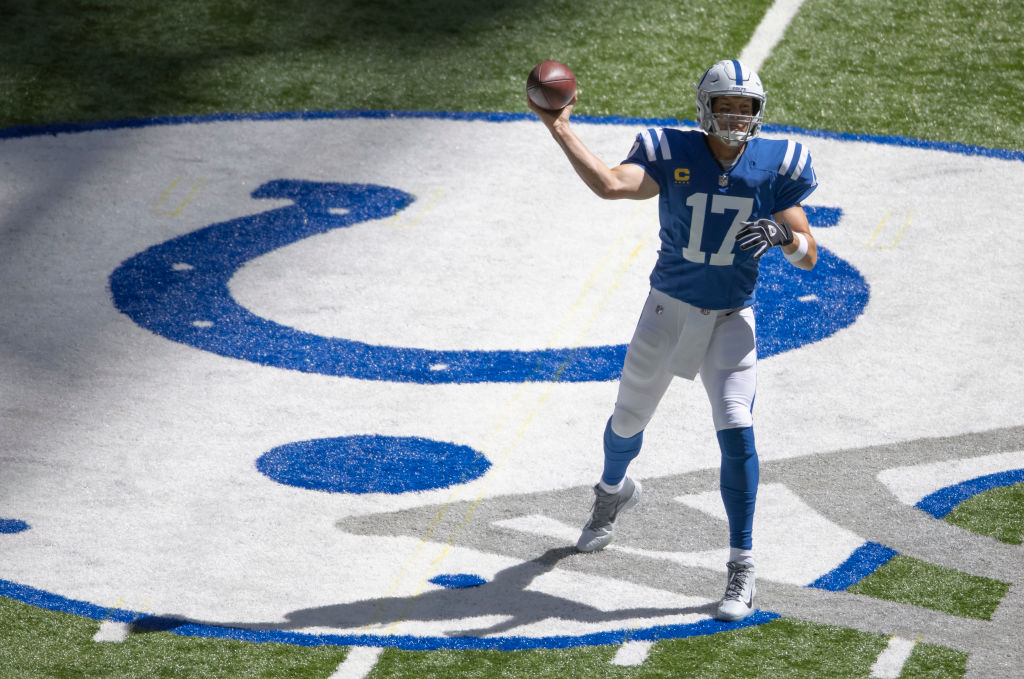 Philip Rivers Giving Colts Improved Quarterback Play 93 5 107 5 The Fan