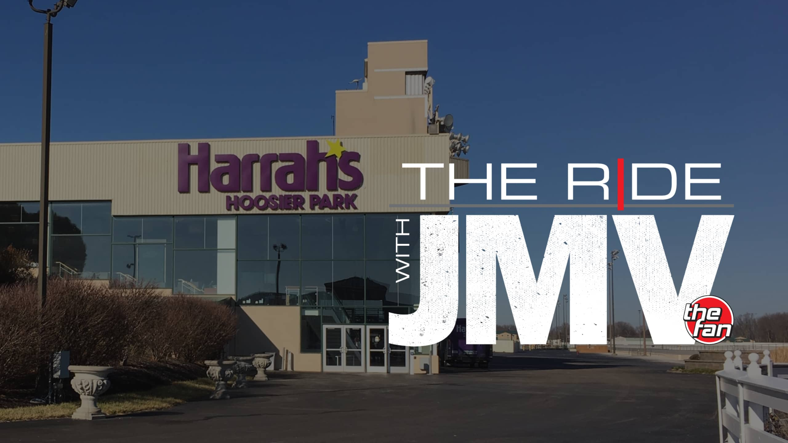 Harrah's Hoosier Park, The Ride with JMV