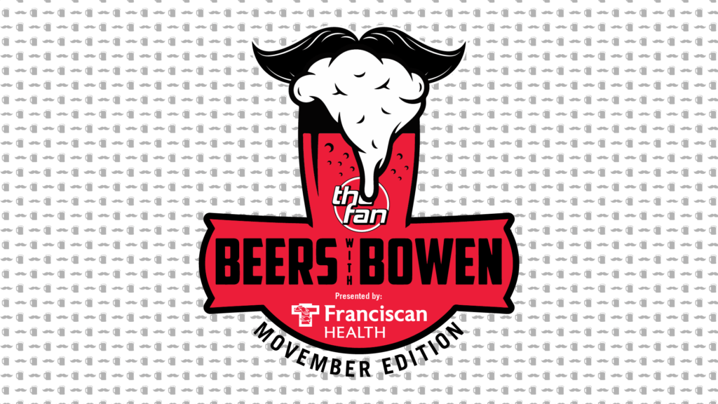 Beers with Bowen Movember edition