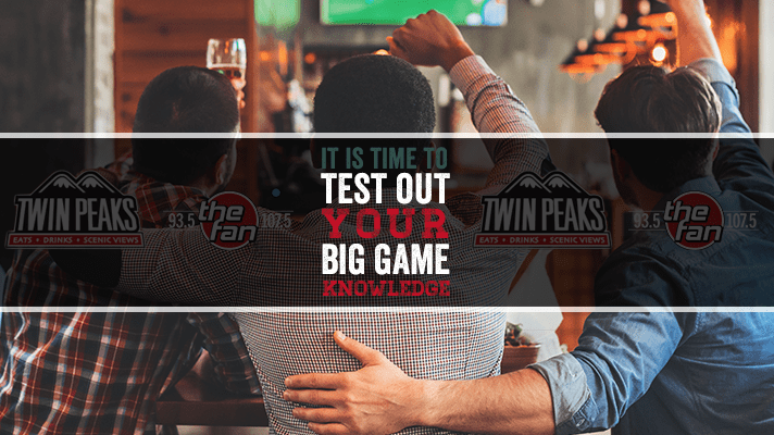 Test out your big game knowledge