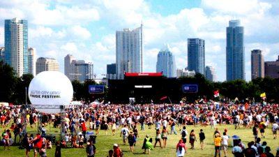 ACL Festival in Austin