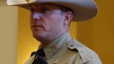 Sheriff Robert Chody
