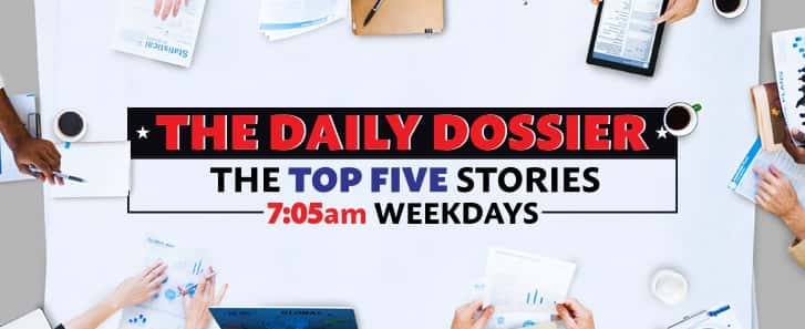 The Daily Dossier on KLBJ