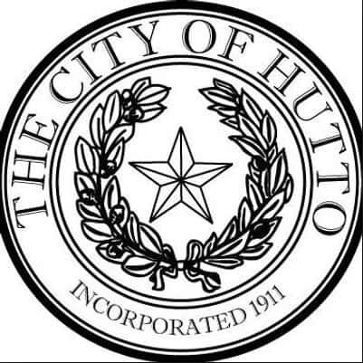 City of Hutto seal