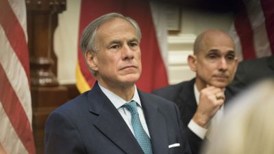 Fusion Centers in Texas part of Gov. Abbott's School and Firearm Safety Action Plan