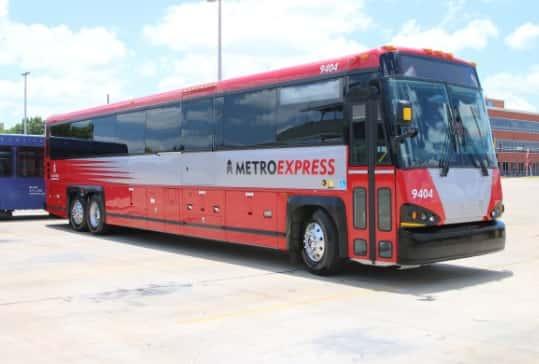 New eco-friendly Capital Metro bus