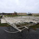 Hurricane Harvey Leaves Damage Across Texas
