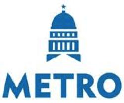 Cap Metro sign