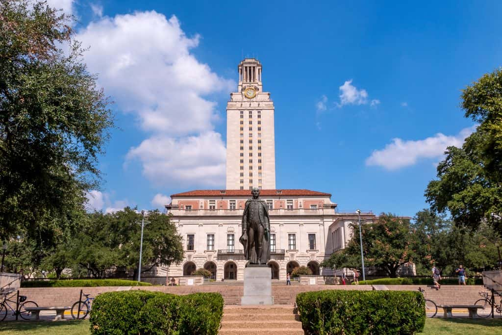 UT cuts SAT/ACT requirement for the fall 2021 semester | KLBJ AM