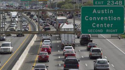 I-35 in Austin